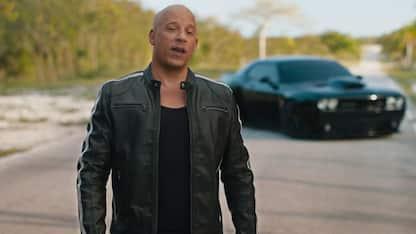 Fast and Furious 9, Vin Diesel invita a tornare al cinema. VIDEO