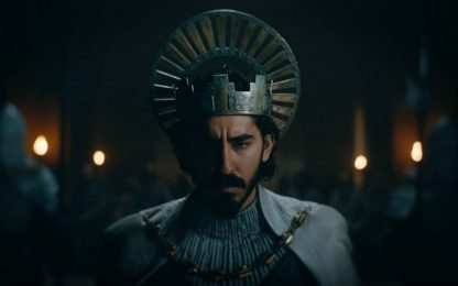 The Green Knight, nuovo trailer e poster del film con Dev Patel