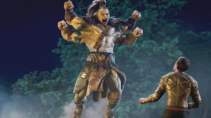 Mortal Kombat, le foto del film ispirato alla saga di videogame