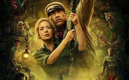 Jungle Cruise, annunciata la data di uscita del film con The Rock
