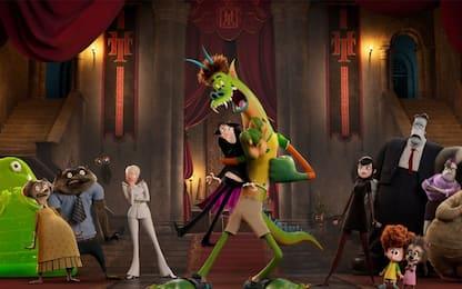 Hotel Transylvania 4: Uno scambio mostruoso, il trailer ufficiale