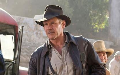 Indiana Jones 5, prime foto dal set con Harrison Ford