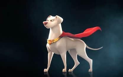 DC League of Super-Pets, il teaser: anche Keanu Reeves nel cast