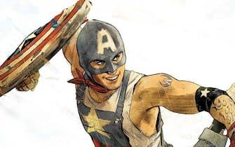 Capitan America gay