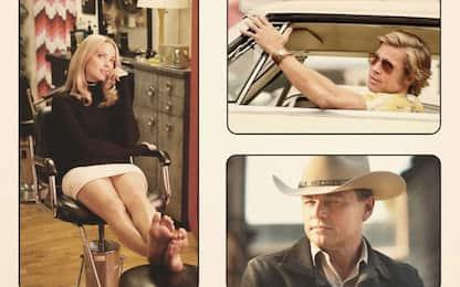 C'era una volta a Hollywood, il trailer del libro di Quentin Tarantino