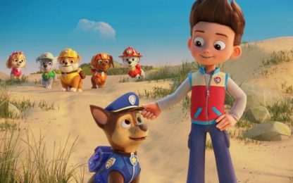 """""""PAW Patrol: Il Film"""", il trailer tratto dalla serie animata"""