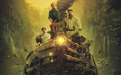 Jungle Cruise, due trailer del film con Emily Blunt e Dwayne Johnson