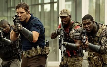 La Guerra di Domani, Chris Pratt ci porta nel backstage: VIDEO