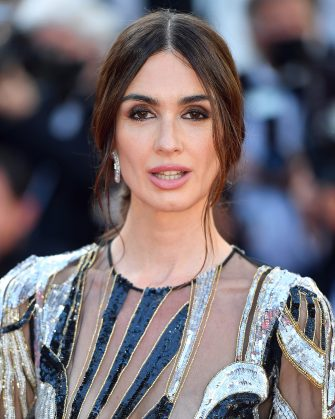"""CANNES, FRANCE - JULY 08: Paz Vega attends the """"Stillwater"""" screening during the 74th annual Cannes Film Festival on July 08, 2021 in Cannes, France. (Photo by Stephane Cardinale - Corbis/Corbis via Getty Images)"""