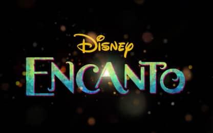 Encanto, , pubblicato il trailer e il poster del film Disney