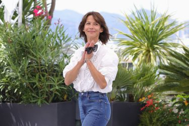 """CANNES, FRANCE - JULY 08: Sophie Marceau attends the """"Tout S'est Bien Passe (Everything Went Fine)"""" photocall during the 74th annual Cannes Film Festival on July 08, 2021 in Cannes, France. (Photo by Andreas Rentz/Getty Images)"""