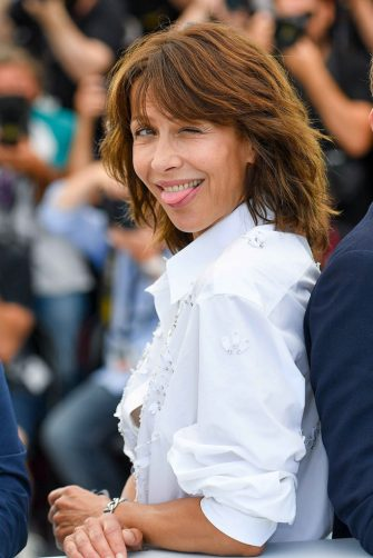 """CANNES, FRANCE - JULY 08: Sophie Marceau attends the """"Tout S'est Bien Passe (Everything Went Fine)"""" photocall during the 74th annual Cannes Film Festival on July 08, 2021 in Cannes, France. (Photo by Stephane Cardinale - Corbis/Corbis via Getty Images)"""