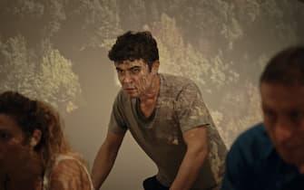 """Frames from """"Tre Piani"""" . Director Nanni Moretti DOP Michele D'Attanasio"""