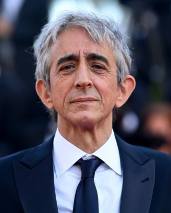 """CANNES, FRANCE - JULY 14: Sergio Rubini attends the """"A Felesegam Tortenete/The Story Of My Wife"""" screening during the 74th annual Cannes Film Festival on July 14, 2021 in Cannes, France. (Photo by Kate Green/Getty Images)"""