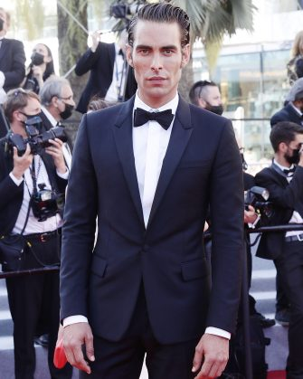 """CANNES, FRANCE - JULY 14: Jon Kortajarena attends the """"A Felesegam Tortenete/The Story Of My Wife"""" screening during the 74th annual Cannes Film Festival on July 14, 2021 in Cannes, France. (Photo by Vittorio Zunino Celotto/Getty Images for Kering)"""