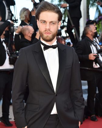 """CANNES, FRANCE - JULY 14: Dillon James attends the """"A Felesegam Tortenete/The Story Of My Wife"""" screening during the 74th annual Cannes Film Festival on July 14, 2021 in Cannes, France. (Photo by Dominique Charriau/WireImage)"""