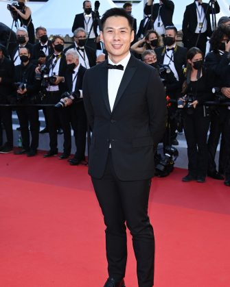 """CANNES, FRANCE - JULY 14: Anthony Chen attends the """"A Felesegam Tortenete/The Story Of My Wife"""" screening during the 74th annual Cannes Film Festival on July 14, 2021 in Cannes, France. (Photo by Daniele Venturelli/WireImage)"""
