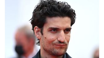 """CANNES, FRANCE - JULY 15: Louis Garrel attends the """"France"""" screening during the 74th annual Cannes Film Festival on July 15, 2021 in Cannes, France. (Photo by Kate Green/Getty Images)"""