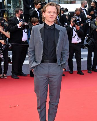 """CANNES, FRANCE - JULY 15: Alex Lutz attends the """"France"""" screening during the 74th annual Cannes Film Festival on July 15, 2021 in Cannes, France. (Photo by Daniele Venturelli/WireImage)"""