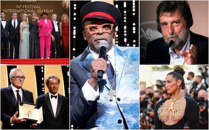 Cannes 2021, il Festival di quest'anno riassunto in 20 foto
