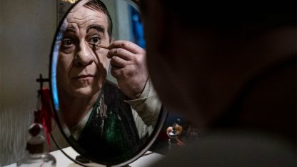 Qui Rido io, la trama, il cast e del film in concorso a Venezia 78