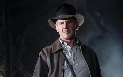 Indiana Jones 5, incidente sul set del film con Harrison Ford