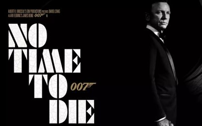 """No Time To Die, il nuovo spot """"Bond is back"""""""