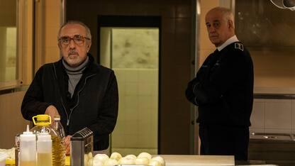 Ariaferma, nuovo trailer del film con Toni Servillo e Silvio Orlando