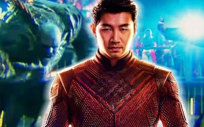 Shang-Chi e la Leggenda dei Dieci Anelli nuovo trailer del film Marvel