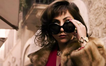 House of Gucci, trailer e poster del film con Lady Gaga