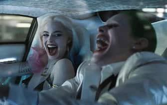 Harley Quinn Joker Suicide Squad
