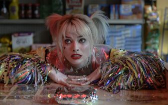 Margot Robbie Harley Quinn Birds of Prey