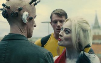 Margot Robbie Harley Quinn The Suicide Squad