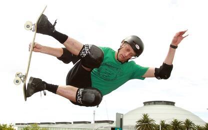 Tony Hawk, in lavorazione un nuovo documentario sul leggendario skater