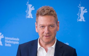Kenneth Barnagh attending the 65 Berlin Film Festival photocall of the film Cinderella