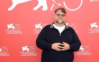 Venezia, 29 Agosto/ 9 Settembre 2018 75 Mostra del cinema nella foto: Guillermo Del Toro ©fotostore