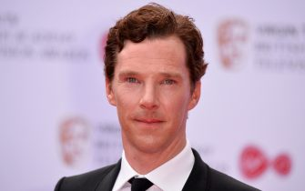 attends the Virgin TV BAFTA Television Awards at The Royal Festival Hall on May 14, 2017 in London, England.