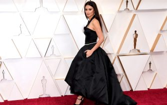 HOLLYWOOD, CALIFORNIA - FEBRUARY 09: Penélope Cruz attends the 92nd Annual Academy Awards at Hollywood and Highland on February 09, 2020 in Hollywood, California.