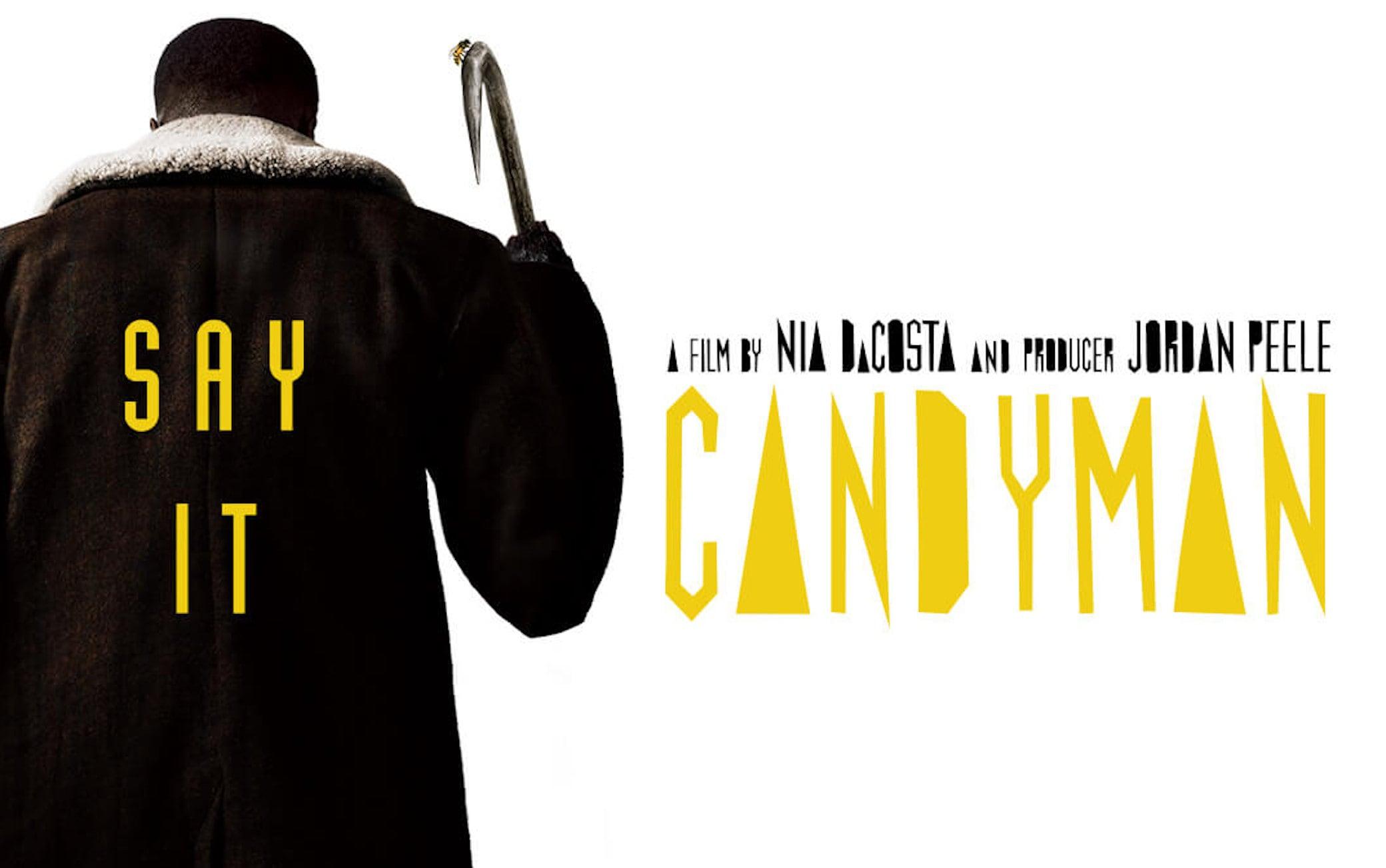 Candyman, per vedere il trailer bisogna pronunciare il suo nome 5 volte
