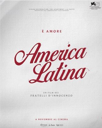 America Latina locandina