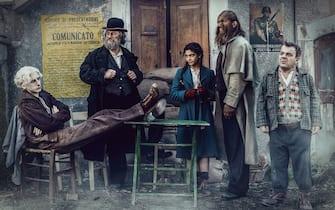 film italiani concorso festival di venezia 2021
