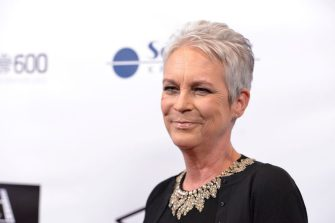 HOLLYWOOD, CALIFORNIA - JANUARY 18: Actress Jamie Lee Curtis attends the Society of Camera Operators Lifetime Achievement Awards 2020 at Loews Hollywood Hotel on January 18, 2020 in Hollywood, California. (Photo by Michael Tullberg/Getty Images)