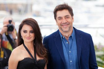 CANNES, FRANCE - MAY 9: Javier Bardem and Penelope Cruz attend the photocall for 'Everybody Knows (Todos Lo Saben)' during the 71st annual Cannes Film Festival at Palais des Festivals on May 9, 2018 in Cannes, France.  (Photo by Laurent KOFFEL/Gamma-Rapho via Getty Images)
