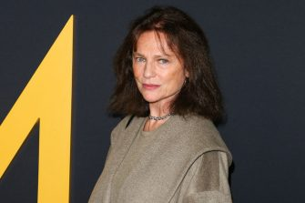 """HOLLYWOOD, CALIFORNIA - DECEMBER 10:  Actress Jacqueline Bisset attends the premiere of """"Roma"""" at the American Cinematheque's Egyptian Theatre on December 10, 2018 in Hollywood, California. (Photo by Paul Archuleta/WireImage,)"""
