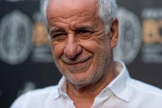 BENEVENTO, ITALY - JUNE 27: Toni Sevillo attends the 5th edition of the Festival Benevento Cinema Televisione on June 27, 2021 in Benevento, Italy. (Photo by Ivan Romano/Getty Images)