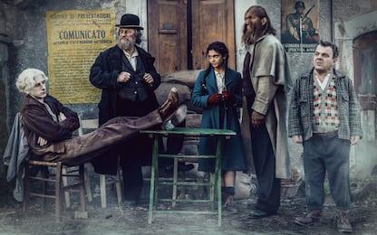 Freaks Out, il cast del film di Gabriele Mainetti