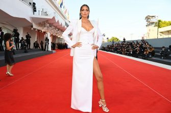 VENICE, ITALY - SEPTEMBER 11: Sofia Resing attends the closing ceremony red carpet during the 78th Venice International Film Festival on September 11, 2021 in Venice, Italy. (Photo by Pascal Le Segretain/Getty Images)