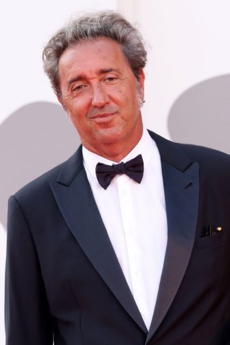 VENICE, ITALY - SEPTEMBER 11: Director Paolo Sorrentino attends the closing ceremony red carpet during the 78th Venice International Film Festival on September 11, 2021 in Venice, Italy. (Photo by Franco Origlia/Getty Images)
