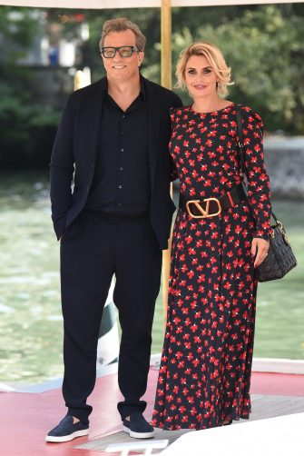 Venice 78, Can Yaman, Darko Peric, Il Volo and other celebritiesarrive at Lido