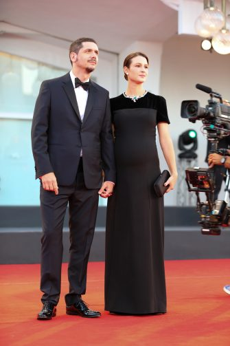 Venice 78, Freaks out red carpet